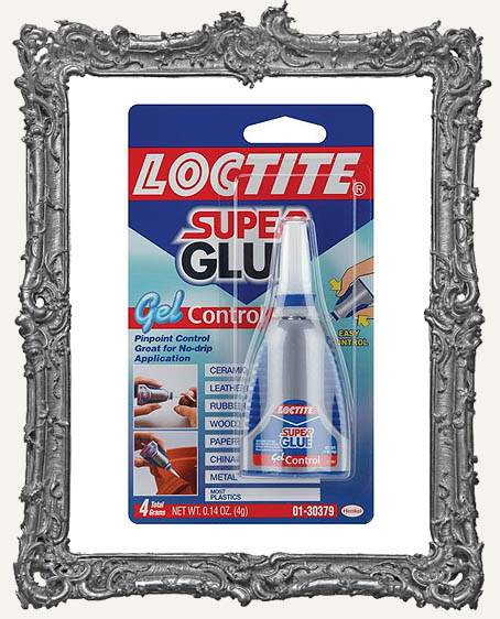 Loctite Super Glue Gel Control - Our Favorite Adhesive