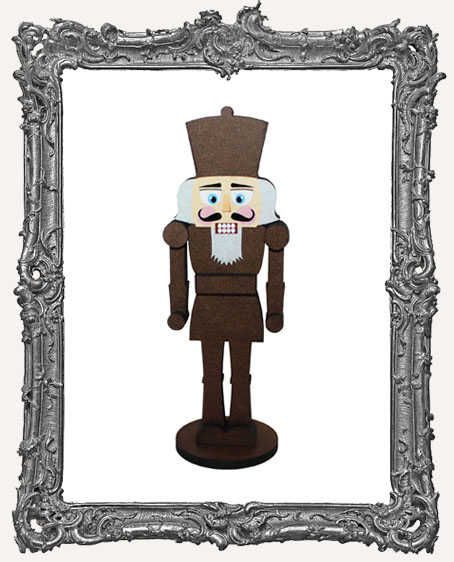 Nutcracker Art Doll Kit - SMALL