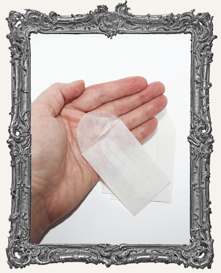 Mini Glassine Envelopes - Pack of 10