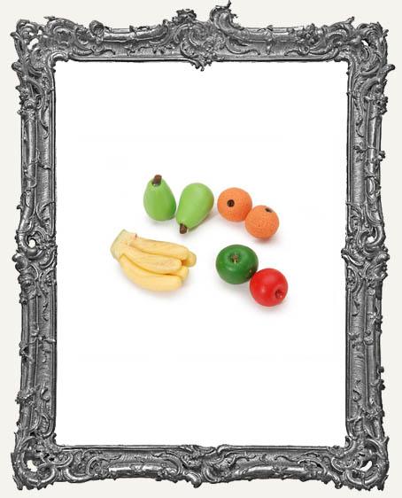 Miniature Assorted Fruit - 7 Pieces