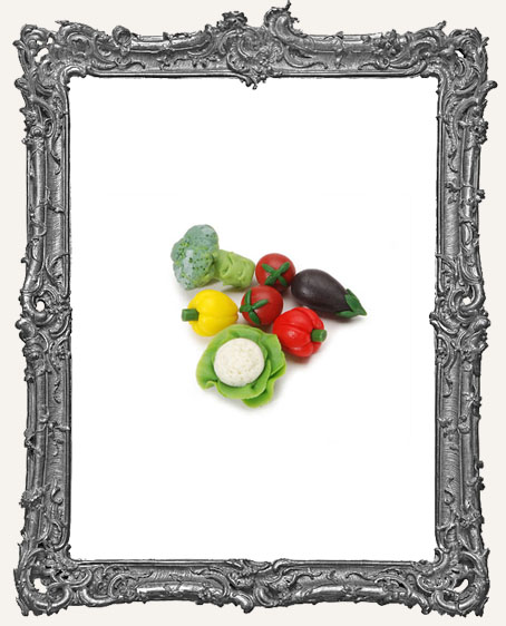 Miniature Assorted Vegetables - 7 Pieces