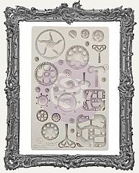 Finnabair Prima Art Decor Mould - Mechanica