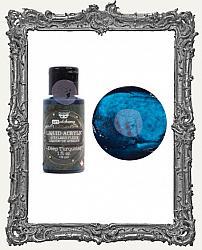Finnabair - Art Alchemy - Liquid Acrylic Paint - Deep Turquoise