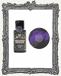 Finnabair - Art Alchemy - Liquid Acrylic Paint - Purple