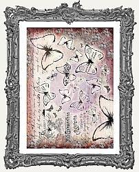 Finnabair Tissue Paper - Flutter