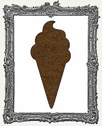 Mixed Media Creative Surface Board - Ice Cream Cone
