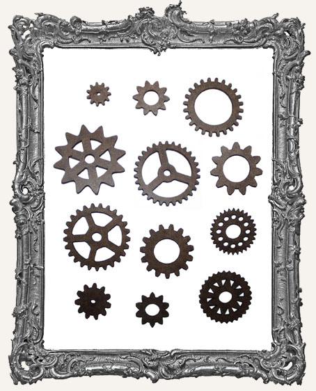 Steampunk Gears II