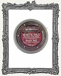 Finnabair - Art Alchemy - Matte Wax - Rusty Red