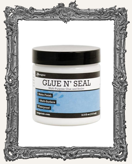 Glue N Seal 3.5 Ounces - MATTE