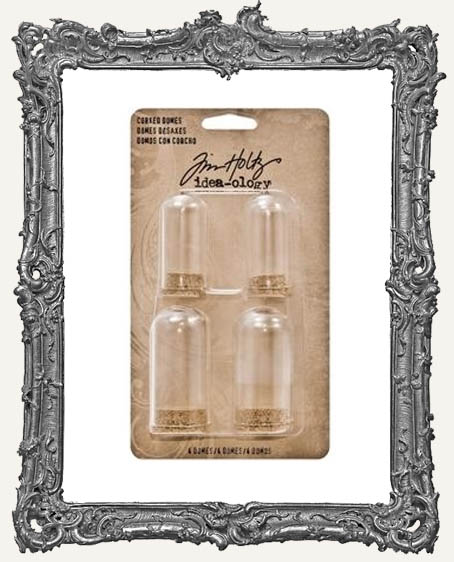 Tim Holtz Idea-ology Corked Domes