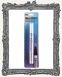 DecoColor Extra Fine Opaque Paint Marker White