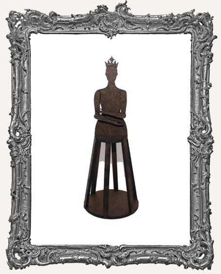 3-D Santos Cage Doll Shrine Kit - MINI