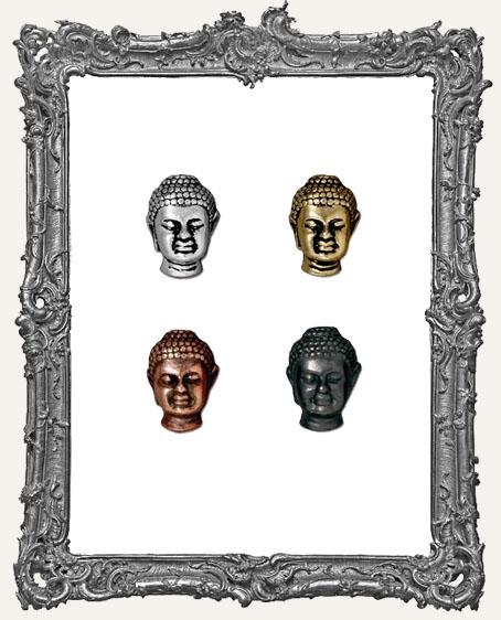 Buddha Head Bead