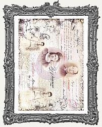 Finnabair Tissue Paper - Notes