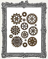 Ornate Steampunk Gears