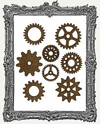 Large Steampunk Gears - Style 1