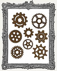 Large Steampunk Gears - Style 2