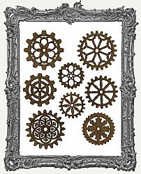 Large Ornate Steampunk Gears