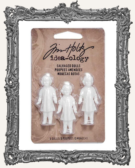 Tim Holtz - Idea-ology - Salvaged Dolls