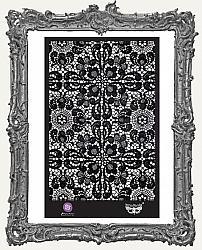 Prima Finnabair Stencil - Ornate Lace
