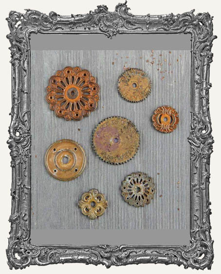 Finnabair - Mechanicals - Rustic Washers