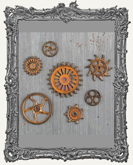 Finnabair - Mechanicals - Rusty Gears