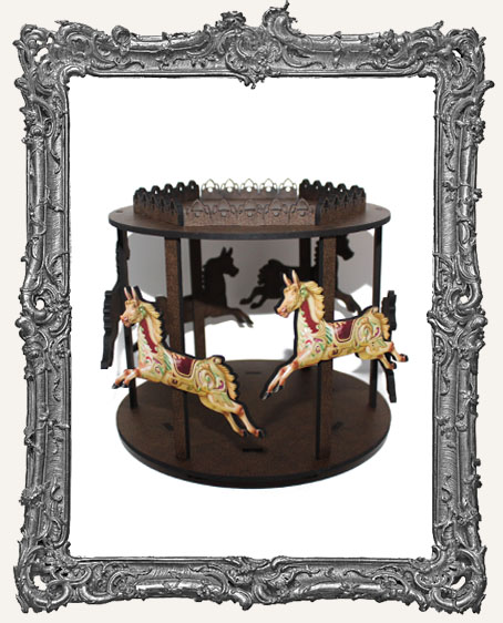3-D Carousel Shrine Kit