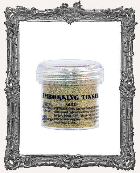 Embossing Tinsel - Ranger - Gold