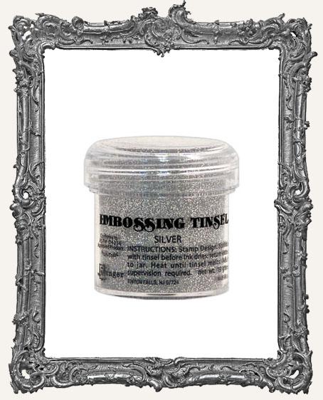 Embossing Tinsel - Ranger - Silver