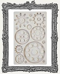 Finnabair Prima Art Decor Mould - Machine Parts