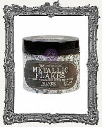 Finnabair - Art Ingredients - Metallic Flakes - Silver
