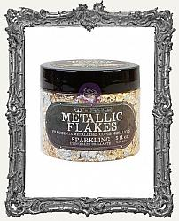 Finnabair - Art Ingredients - Metallic Flakes - Sparkling