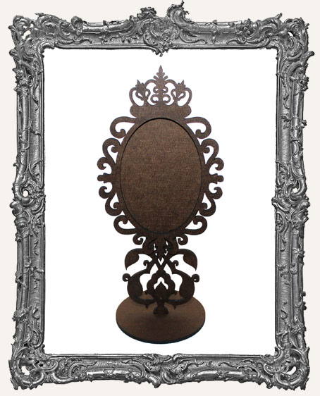 Ornate Victorian Frame Stand Up - Style 1