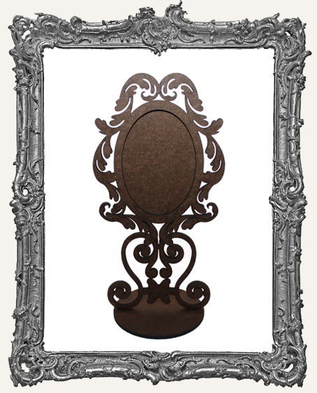Ornate Victorian Frame Stand Up - Style 2