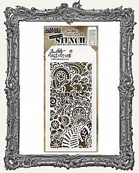 Tim Holtz Layering Stencils - DOODLE ART 2
