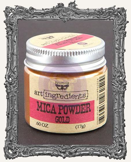 Finnabair - Art Ingredients - Mica Powder - Gold