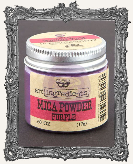 Finnabair - Art Ingredients - Mica Powder - Purple