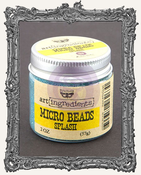 Finnabair - Art Ingredients - Micro Beads - Splash