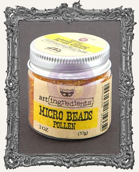 Finnabair - Art Ingredients - Micro Beads - Pollen