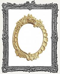 German Dresden Elegant Gold Frame