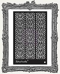 Prima Finnabair Stencil - Laurels