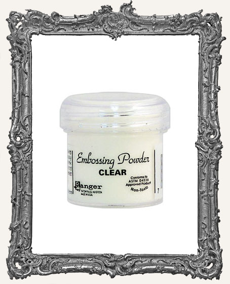 Embossing Powder - Ranger - Clear