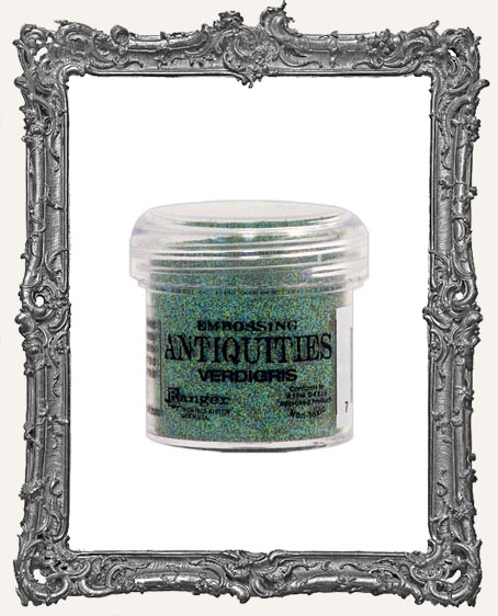 Embossing Powder - Ranger Antiquities - Verdigris