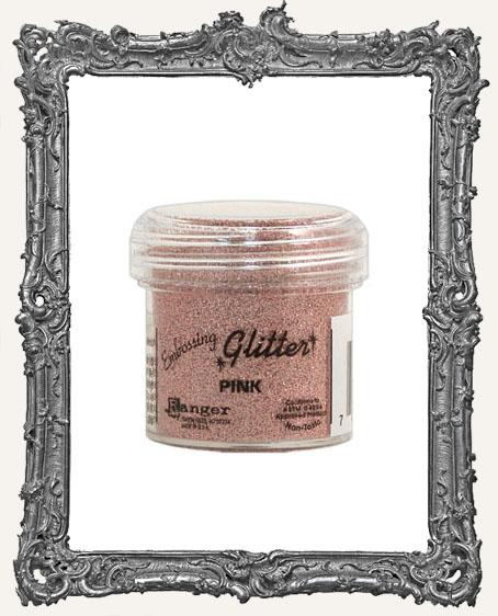 Embossing Glitter - Ranger - Pink