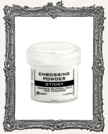 Sticky Embossing Powder - Ranger - Clear