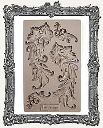 Prima Art Decor Mould - Baroque Swirls