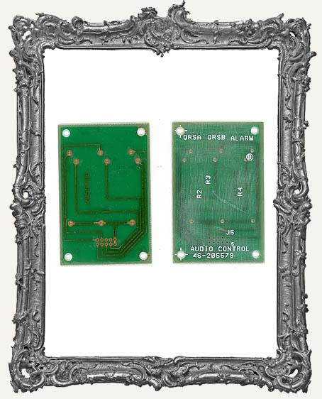 Small Vintage Circuit Board - Audio Control
