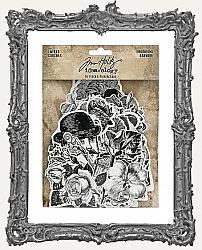 Tim Holtz - Idea-ology - Layers Engraving Die-Cuts