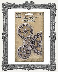 Tim Holtz - Idea-ology - Industrial Gears