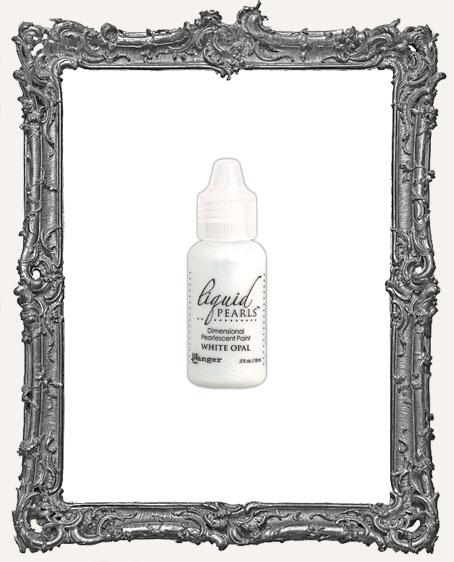 Ranger Liquid Pearls - White Opal